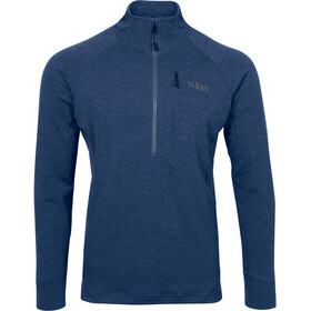 Rab Nexus Midlayer Heren blauw